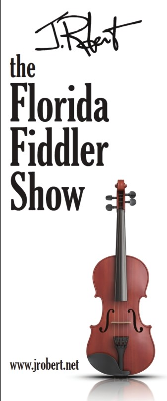 JRobert Florida Fiddler SIGN