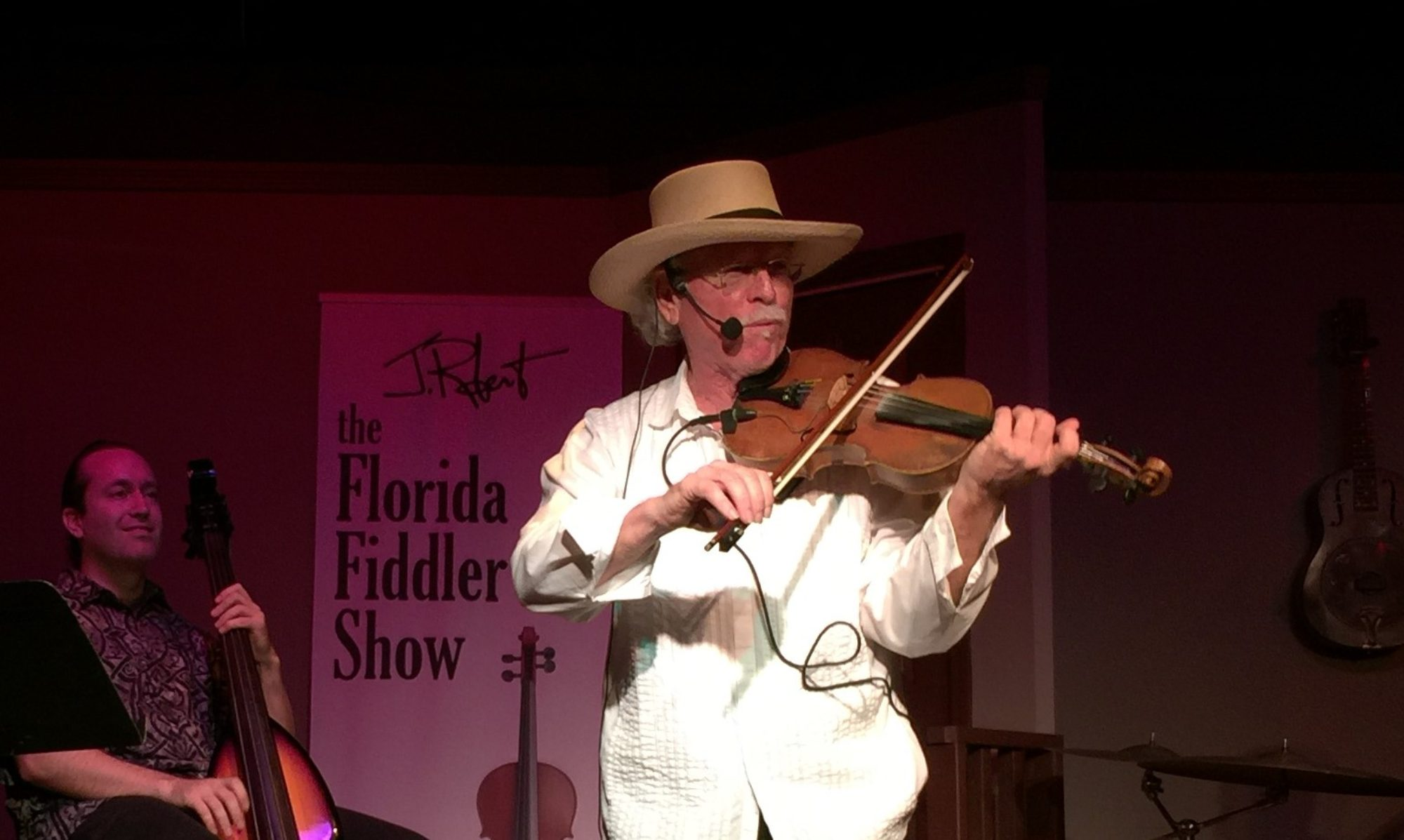 J.Robert's Florida Fiddler Show