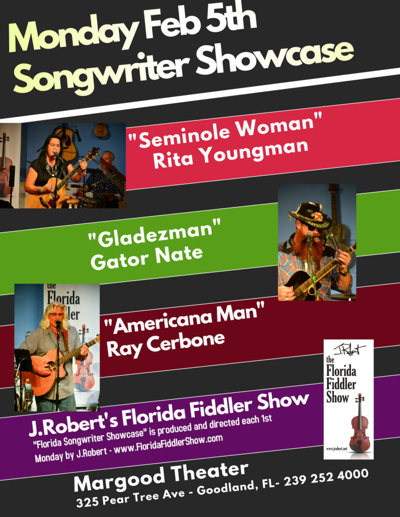Songwriter Showcase Margood Theater (2)